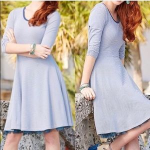 Matilda Jane Fit And Flare Dress